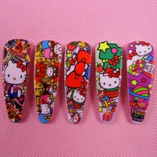 New Arrival Hello Kitty Baby Girls Hair Accessory