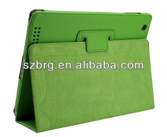 new designer patent leather case for ipad 2 with name card bags