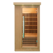 Weight Loss Beauty infrared sauna room with oxygen ionizer