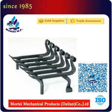 Custom cast iron wood burning stove table legs for sale grill grates