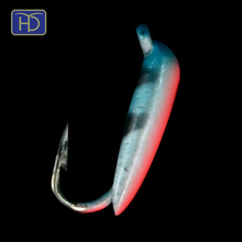 Newest profossional ice fishing jig hook tungsten jigs
