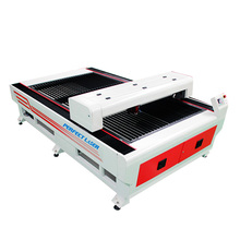 Automatic 180W 1325 Laser Metal Cutting Machine / Mixed Laser Cutter For Steel