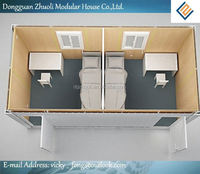 Modular prefab home kit price,low cost luxury mobile homes house