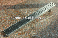 Stainless Linear Shower Channel Drains