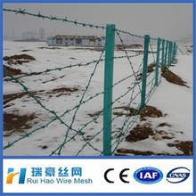 military barbed wire/barbed wire weight per meter/barbed wire for sale
