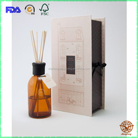 Wholesale Custom Printed Cardboard Olive oil box , Eco-Friendly Packing Box