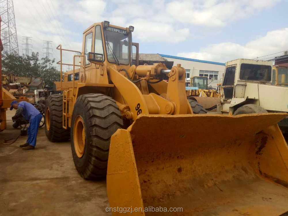 Yellow-Color Used Wheel Loader 966C,Cheap Japanese 966E F G Wheel Loader,Used EX200-1/EX120-1/EX60-1 Crawler Excavator
