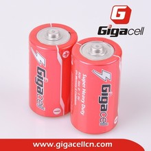 Hot sales! Good quality! Carbon Zinc battery /Super heavy duty R20 battery
