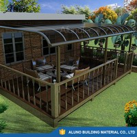 Aluminum Strong Canopy For Veranda