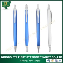 Simple Design Cheap Aluminium Ball Pen