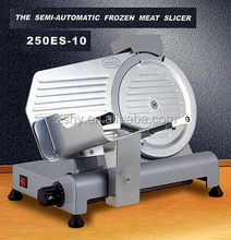 250mm S/S Blade Meat Slicing Machine