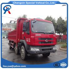 china brand new heavy duty 6x2 mining dump truck with dongfeng chasis for sale