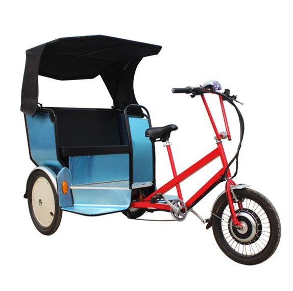 three wheeler rickshaw for passenger