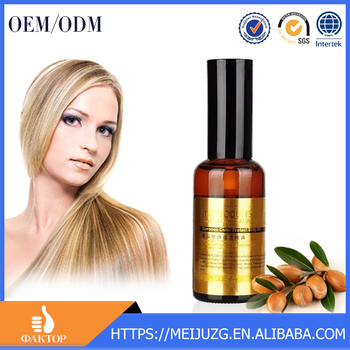 Herbal hair oil morocco argan oil fruits containing vitamin D care for hair and skin
