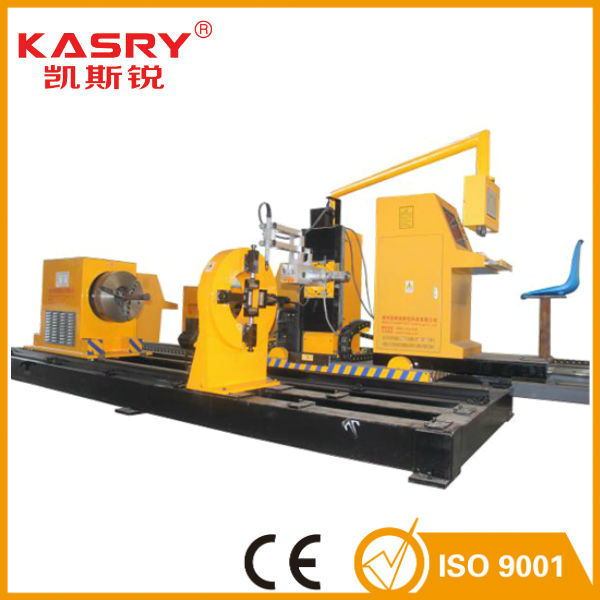 DEZHOU KASRY Automatic CNC High-Speed Band Saw Pipe Cutting Machine