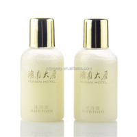 30ml hotel bottle shampoo/high quality hotel shampoo bottle