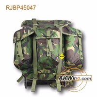 U.S Woodland ALICE Bag System Army Lightweight Individual Carrying Equipment