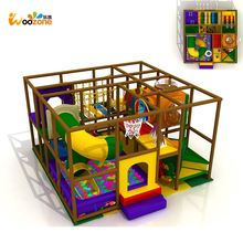 palm rotation indoor castle kids equipment forest indoor playground
