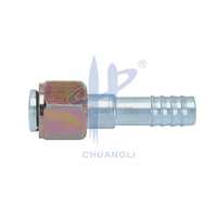 Automotive A/C Condenser Fittings