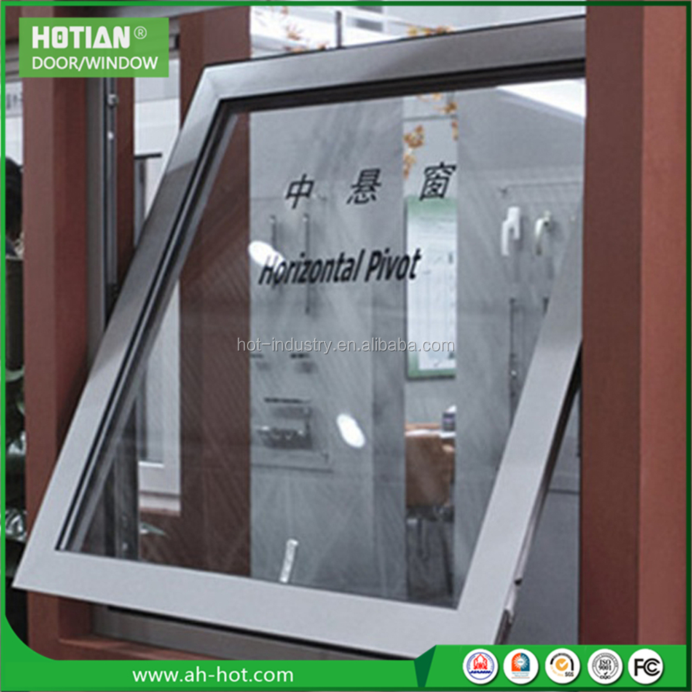 Australia standard AS2047 double glazed awing window aluminum crank windows antique metal window frame