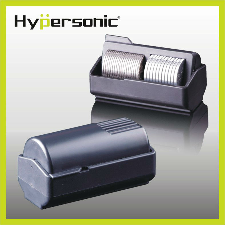 Hypersonic HP3508 nice compact plastic car coin holder