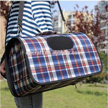 16 years New fashion factory outlet wholesale pet carrier bag, dog accessaries