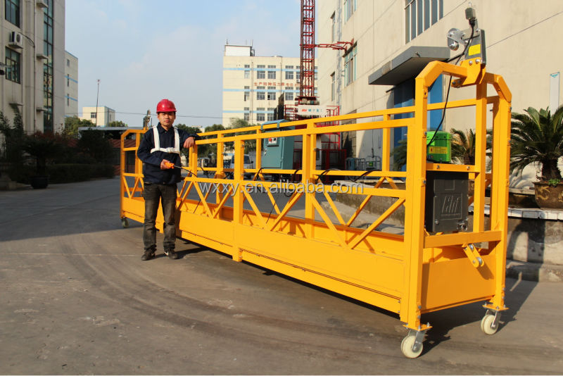 ZLP630 high building window cleaning equipment for suspended access platform