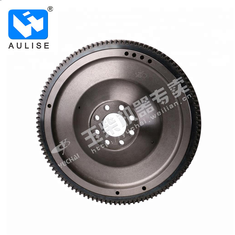 yuchai original Engine spare parts G0200-1005360 Flywheel and Gear Ring Components  diesel engine spare parts