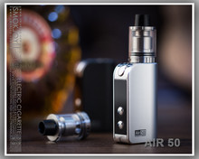 Newest Smokjoy Air 50 TC Mod With USA Imported high-end CPU vape mods 200 watt