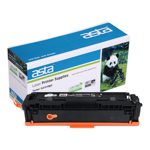 Asta Compatible color Laser Toner Cartridge CF541A 41A for HP