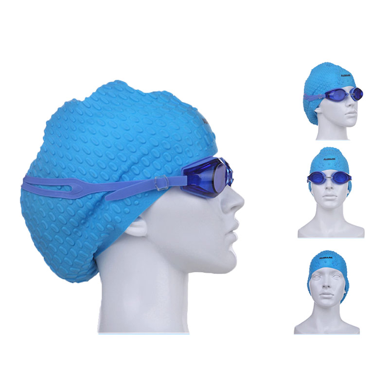 Wholesale promotional best selling swimming caps for women