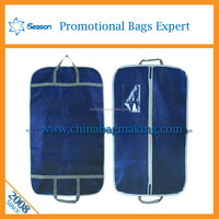high quality non woven suit bag/dance competition garment bags