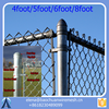 6 foot cyclone fence/ chain link fence per sqm weight/ cyclone wire mesh