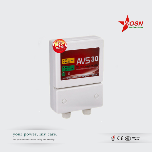 220V/230V Sollatek AVS 30A Appliance Guard Voltage Protector