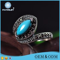 Natural Turquoise 925 Sterling Silver Manufacturer