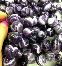 Fast Delivery European Market Amethyst Stone Beads For Jewelry Making