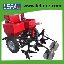 Tractor 3 point linkage double rows potato planter