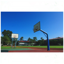 Outdoor Acrylic Basketball Court Sports Flooring