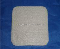 Silver alginate dressing, wound dressing
