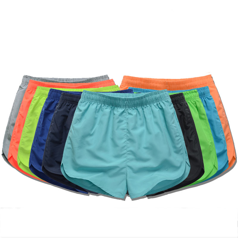custom blank in sport wholesale running shorts men