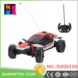Factory direct sale 4 channel battery operated remote controlled toy car for big kids