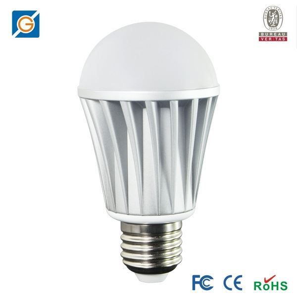 8mm led RGBWW WiFi motor led lamp