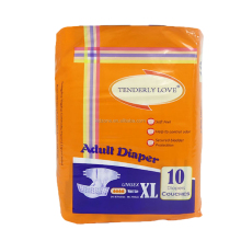 Taobao japanese quality Breathable Super Absorbent Soft Cotton Adult Diaper