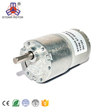 6 v 3 rpm dc motor with gearbox for BBQ