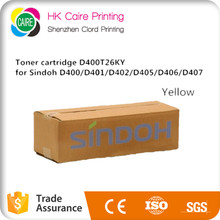 Black 29k pages Toner Cartridge for Sindoh D400 Color Laser Printer