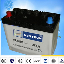Automobile 12V Maintenance free car battery price 12V 45ah 55ah 60ah 75ah 100ah 150ah 200ah
