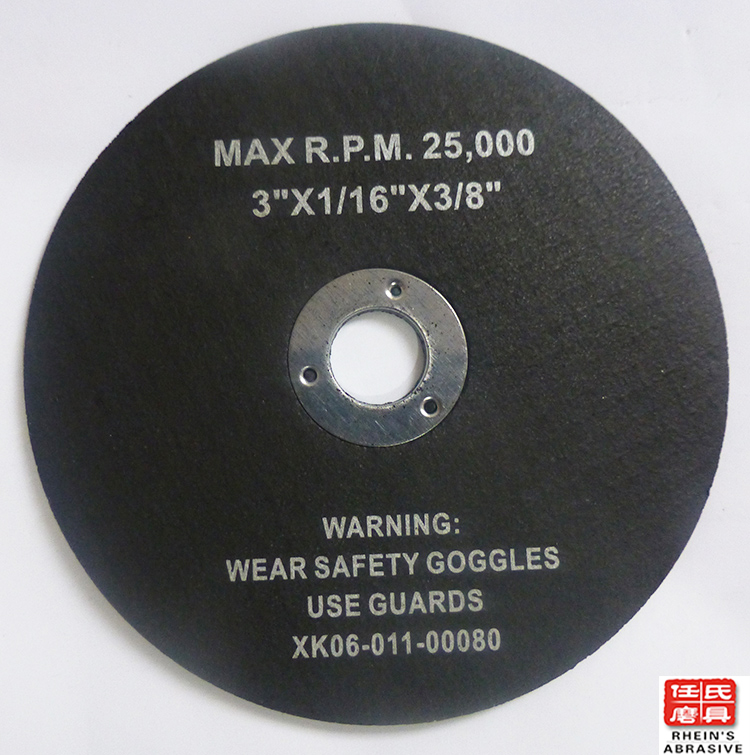 "3""x1/16""x3/8""Inch T41 Flat Super Thin Resin Bonded Reinforced Abrasive cutting wheel ,cut-off wheel, cut-off disc cutting disc"