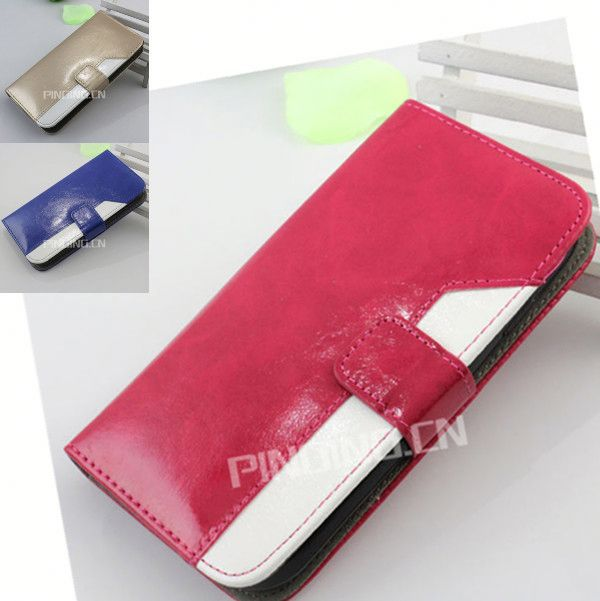 New arrival Two Colors Split joint Wallet Leather Cover for Nokia Lumia 940,for Nokia Lumia 940 Protector Case