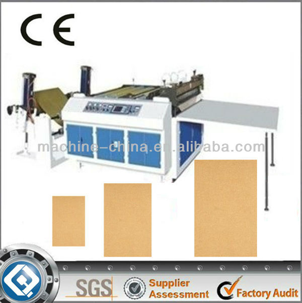 High Quality High Precision Copy Paper Cutting Machine