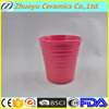 Little Pink Ceramic Flower Pot For